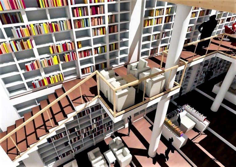 Biblioteca orășenească