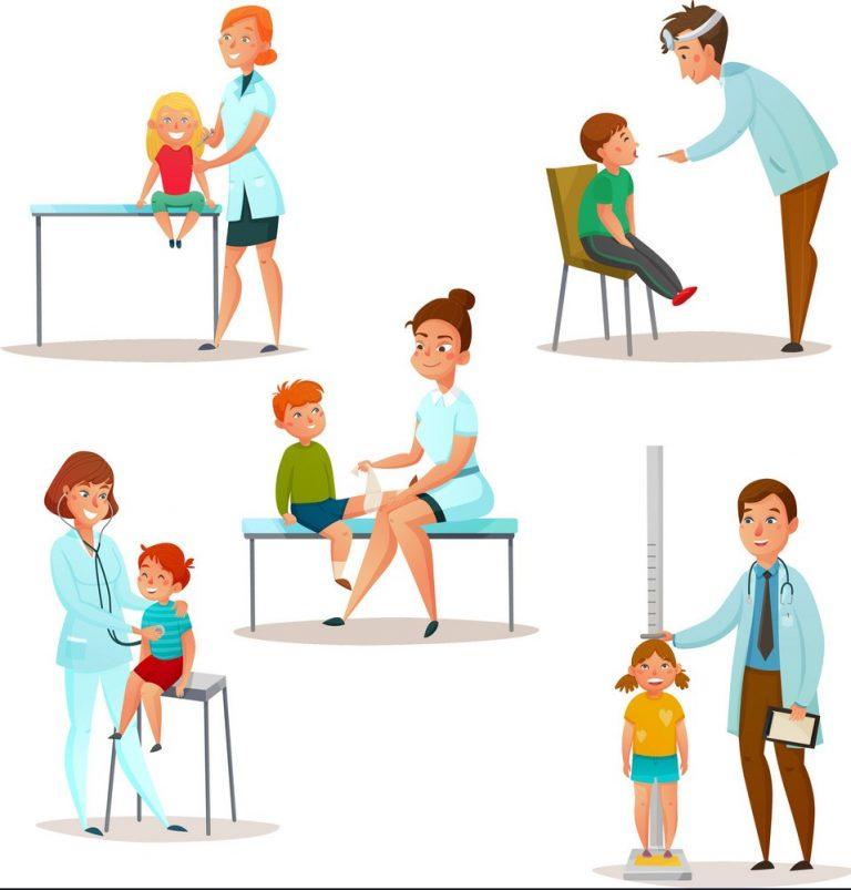 """Cabinet medical școlar la """"Ciupercuța"""""""
